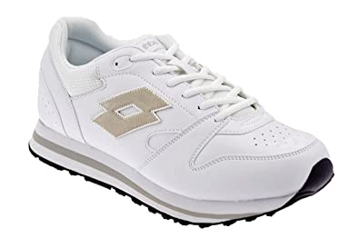 Lotto Men s Trainer VIII LTH Sneakers Multicolour Size  12 UK ... bcb90dd9931