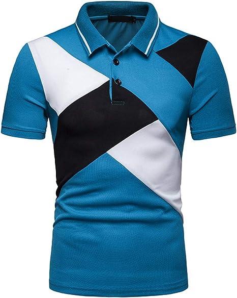 Camisa para Hombre Hombre Camisa Entallada con Estampado Pequeño Camisas Hombre Manga Larga Hombres Camisa Cuadros Slim fit Camisetas Blusas Tops de Hombre Camisa Elástica Casual Jodier: Amazon.es: Deportes y aire libre