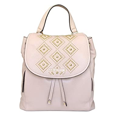 8d5a68a29864 Amazon.com | Michael Kors Riley Large Leather Backpack Ballet ...