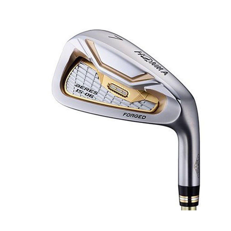 本間ゴルフ BERES IS-06 アイアン #5I(単品) ARMRQ X-43 2S シャフト カーボン メンズ IS-06 IR 右 ロフト角:22.5度 番手:#5I フレックス:R   B0794MC2JP