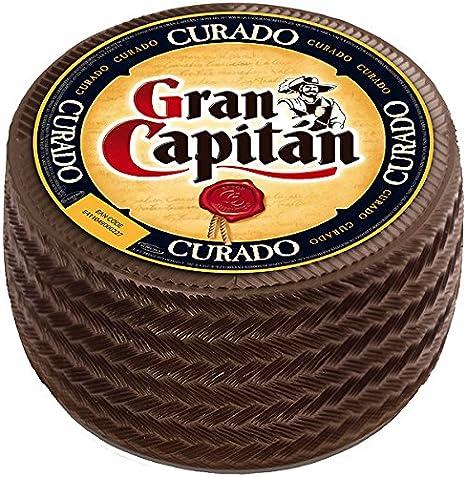 Queso Gran Capitán Curado: Amazon.es: Alimentación y bebidas