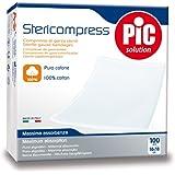 Compresse Sterili Di Garza Idrofila Stericompress 10 X 10 Cm 100 Pezzi