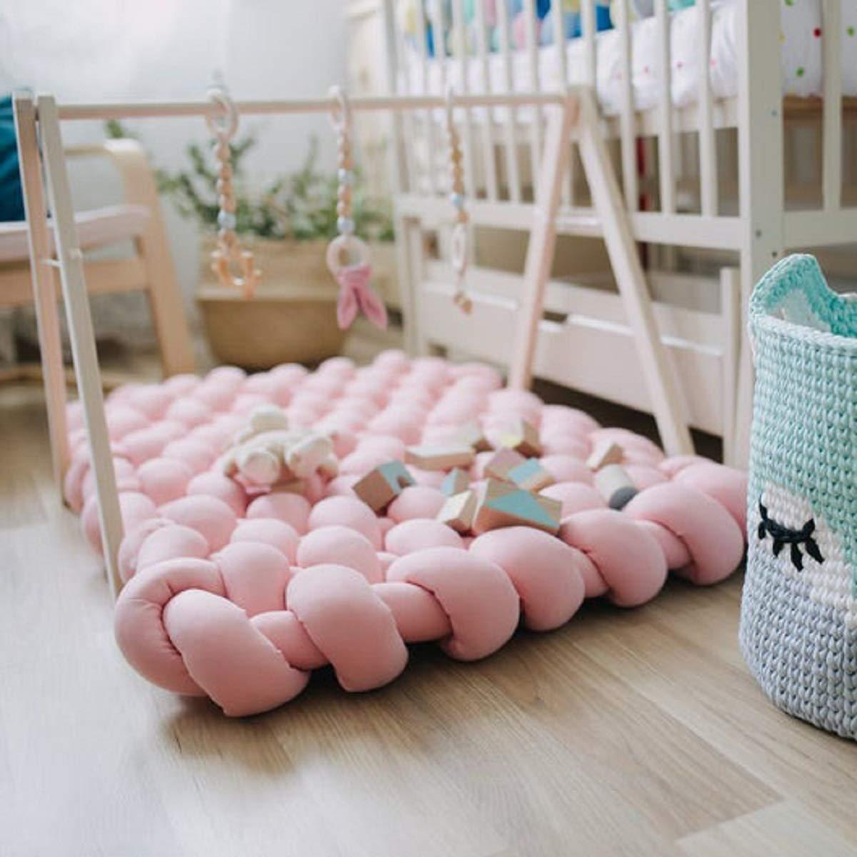Amazon.com: Alfombra de dormir de felpa con nudo de bebé ...