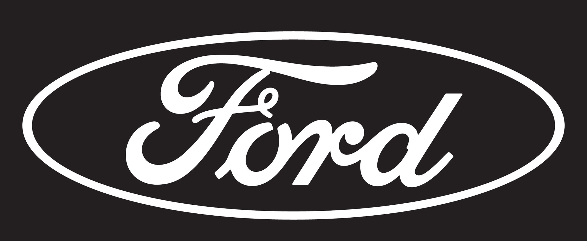 Chroma 6187 Ford Holographic Decal