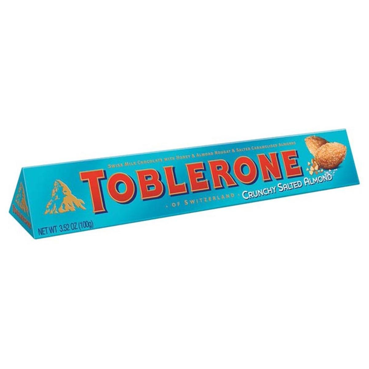 Toblerone Bar Mc Almond 3.52Oz