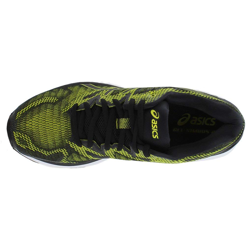 ASICS Men's Gel-Nimbus 20 Running Shoe, Sulphur Spring/Black/White, 6.5 Medium US by ASICS (Image #6)