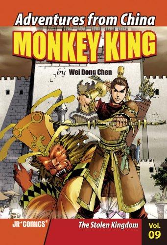 Download Monkey King # Volume 09 : The Stolen Kingdom ebook
