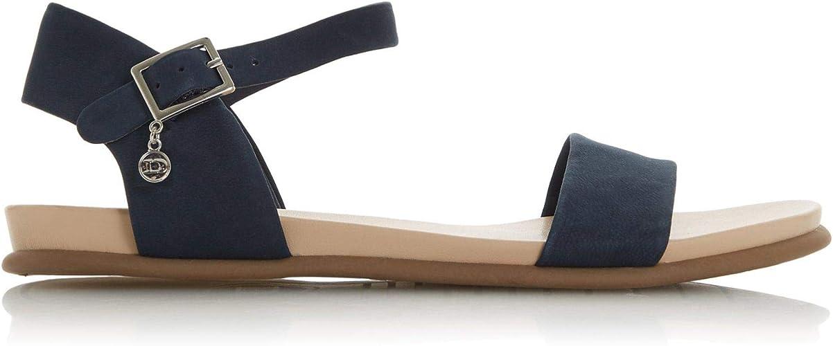 Part Flat Sandals Flat Heel