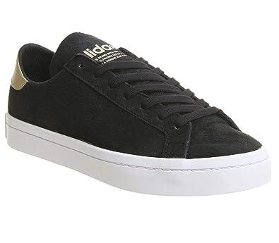 huge discount 4f560 7f6b2 adidas S78765, Chaussures de Basketball Homme - Noir - Black Cyber Metallic  Black Exclusive,
