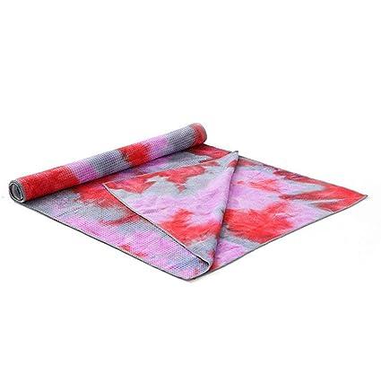 Swift Swan Yoga Mat Perfect Yoga Towel, Super Soft, Sweat ...