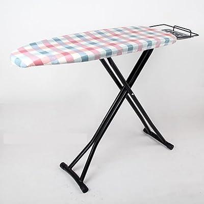 MMM Grande table à repasser Accueil Plafonnier en fer repliable Étagère d'hôtel Grillage en acier Table allongée chaude ( Couleur : #5 )