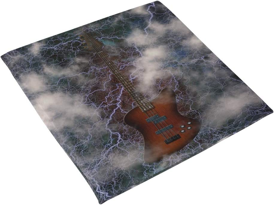Jazz Rock Cool Guitarra eléctrica niño Suave Antideslizante ...