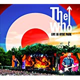 The Who Hits 50: Live In Hyde Park (DVD + 3LP Vinyl)