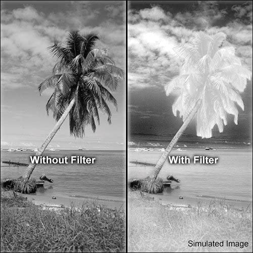 Hoya 95mm R-72 Infrared Filter