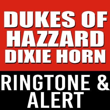 Dixie's Horn-Dukes of Hazzard Ringtone and Alert