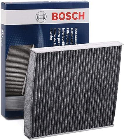 Bosch 1987435515 - Filtro de salpicadero, lote de 2: Amazon.es: Coche y moto