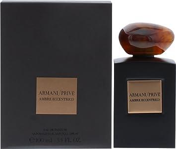 Giorgio Armani Prive Ambre Eccentrico 100ml Eau De Parfum Unisex
