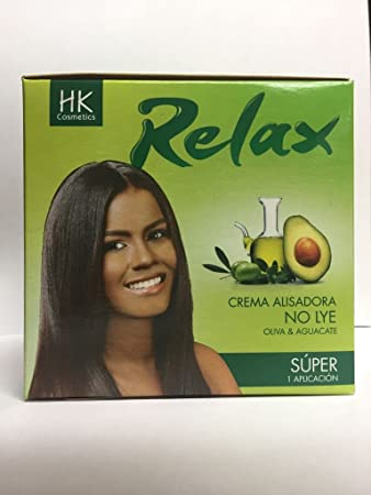 Halka Crema Alisadora Relax