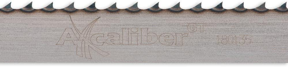 Axcaliber Ground Tooth Bandsaw Blade 2,629mm x 12.7mm 6 Tpi 103.1//2