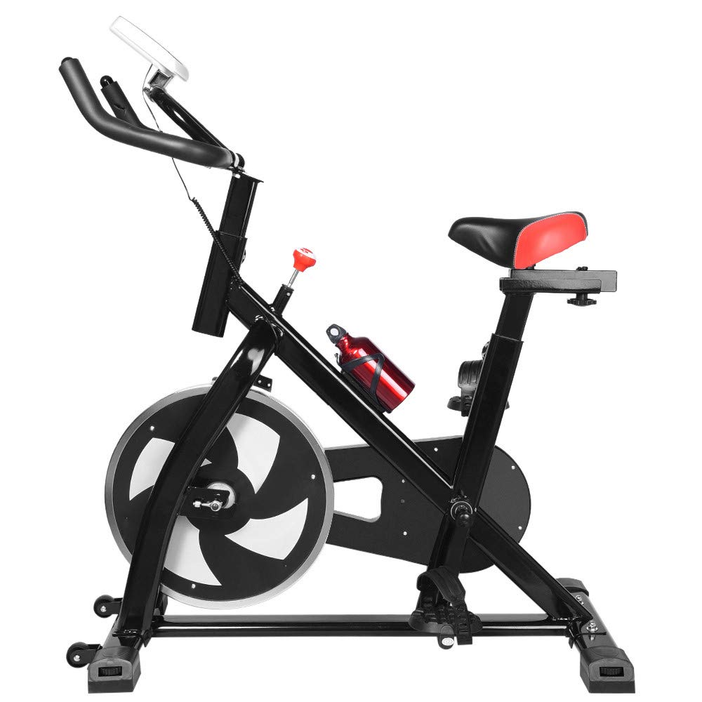 Penosule Indoor Spinning Bicycle Ultra-Quiet Exercise Bike Home Bicycle Sports Fitness Equipment