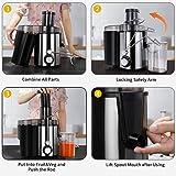 Sagnart Centrifugal Juicer Machines, Juice