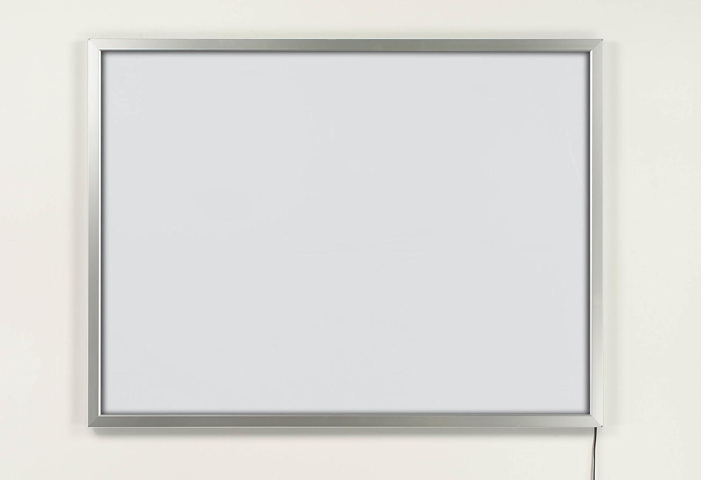 Amazon.com: Displays2go LED Illuminated Backlit Poster Light Box ...