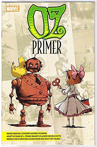 OZ PRIMER, NM, Wonderful Wizard of Oz, Dorothy, Frank Baum, 2011, more in store