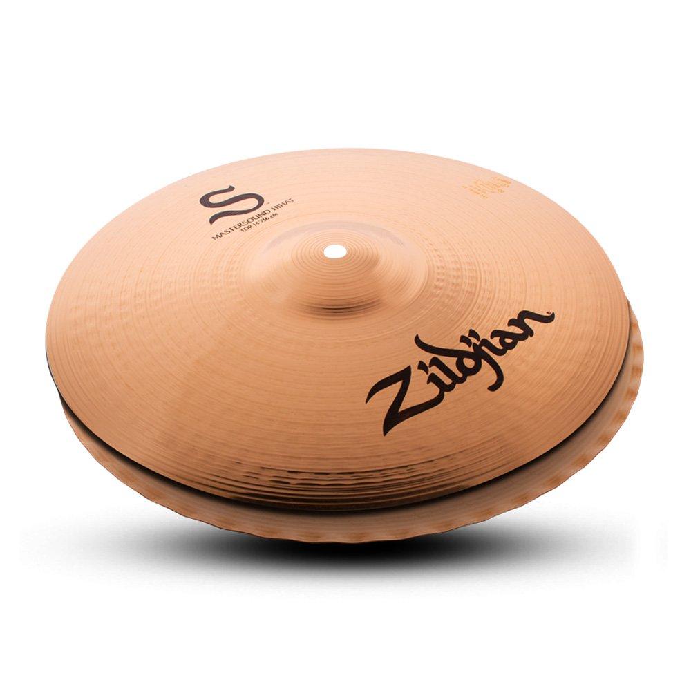 Zildjian 14'' S Mastersound Hi Hat Cymbals Pair