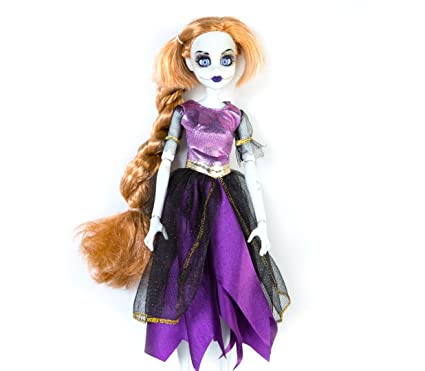 Image result for zombie rapunzel doll