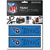 Team ProMark Tennessee Titans Reflectors - Set of 2
