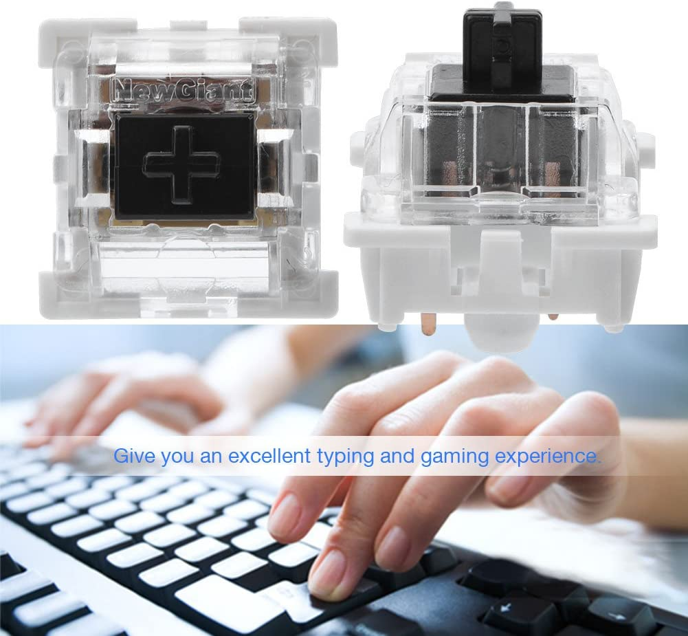 Long Service Life Apply to Mechanical Keyboard Richer-R 10 PCs Mechanical Keyboard Switch Plate with Premium Material