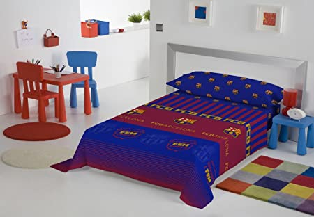 FC Barcelona Juego de sábanas Infantil F.C. Barcelona