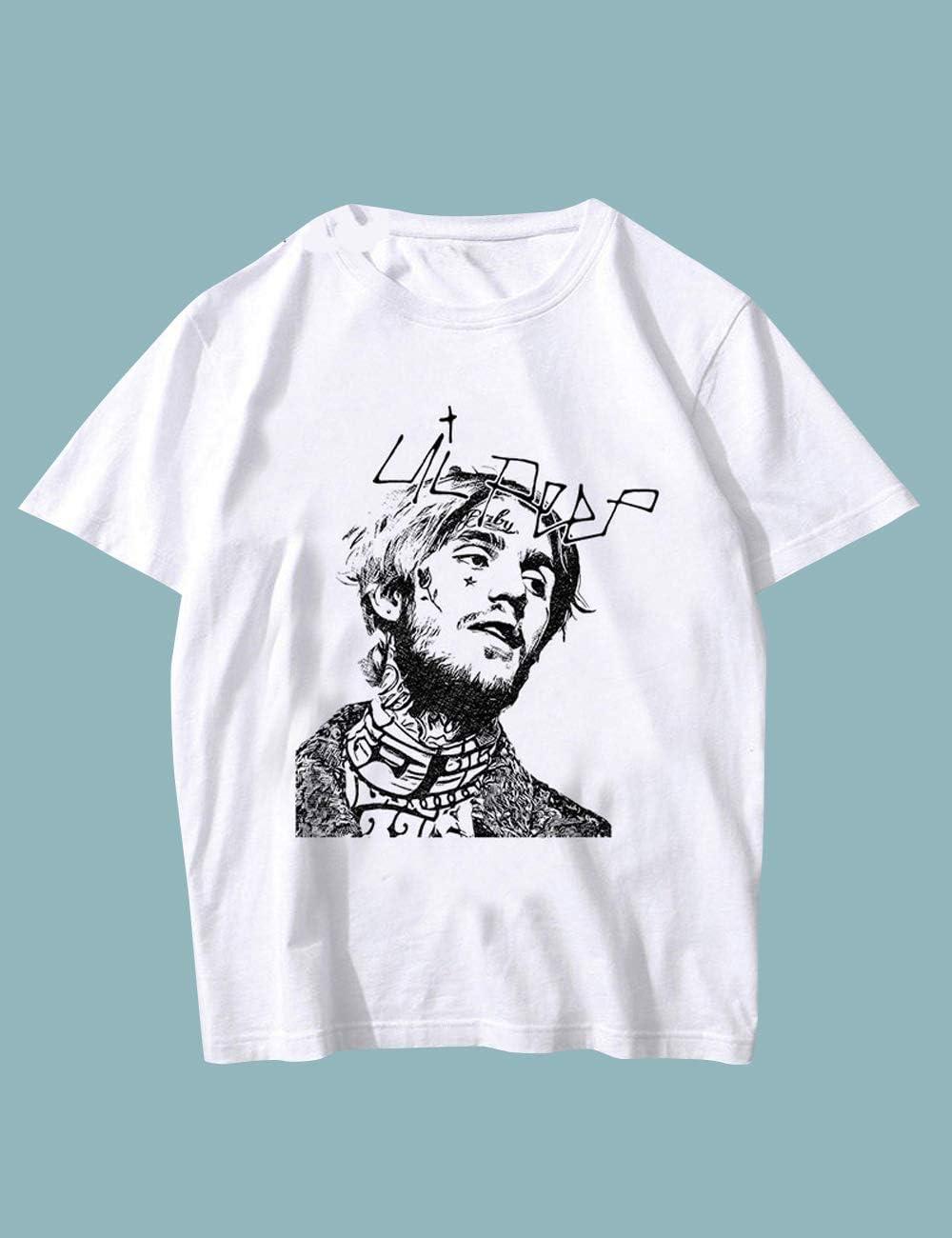 KIACIYA Lil Peep Tshirt Herren Damen Hellboy Cry Baby Love 3D Druck Shirt Unisex Frauen M/änner Sommer T-Shirts Teenager M/ädchen Kinder Casual Kurzarm Tshirts Sport Blusen Shirt Oberteile Tops