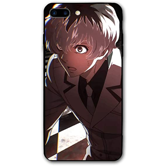 Amazon Com Iphone 7 8 Plus Tokyo Ghoul Re Haise Sasaki Ken