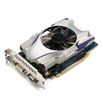 Bunner Tarjeta gráfica Gaming, Tarjeta gráfica TX650 2G DDR5 ...