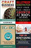 Pump Your Craft Business!: Super Profit Collection (4 in 1)