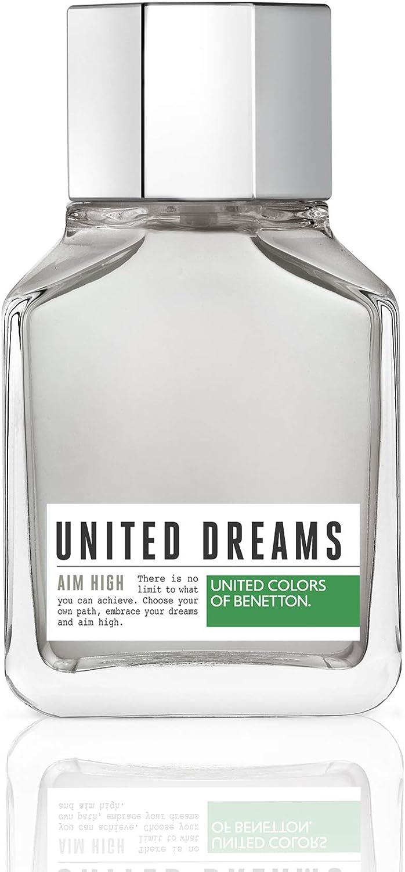 BENETTON - Colonia United Dreams Aim High 100Ml