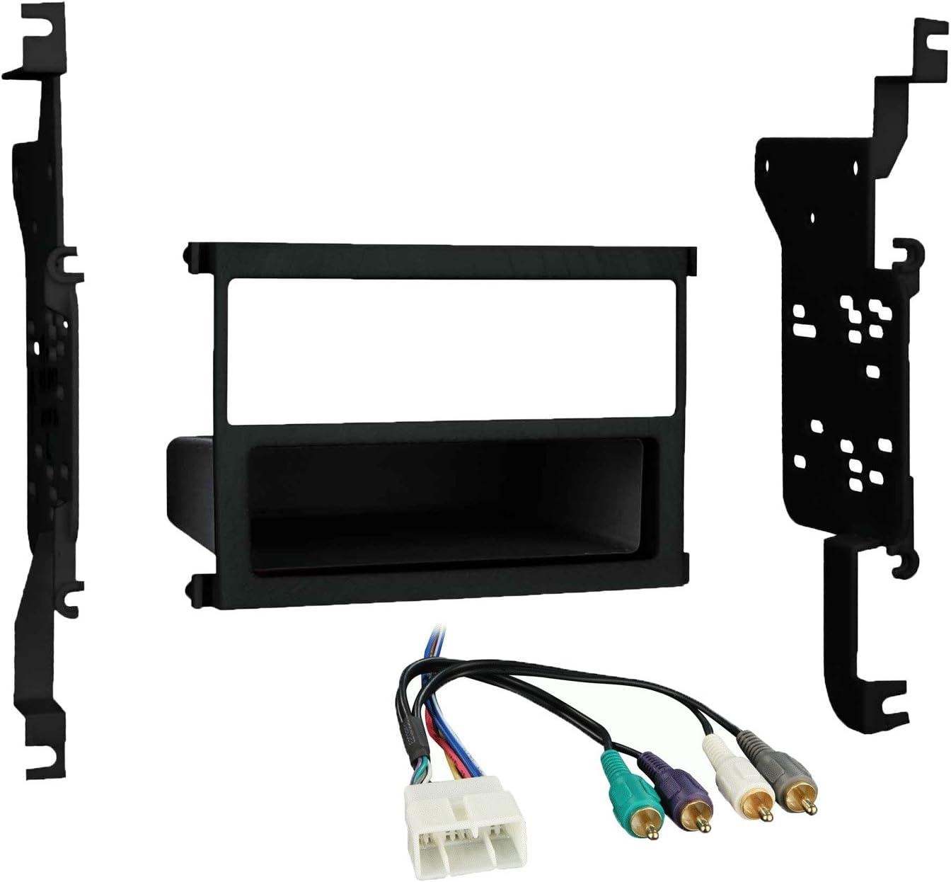 Amazon.com: Metra 99-8157B Dash Kit + Amp Integration Harness for 92-00  Lexus SC300/SC400: Car ElectronicsAmazon.com