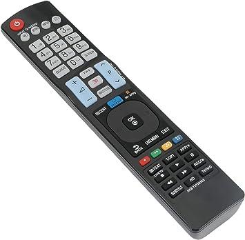 ALLIMITY AKB73756565 Sub AKB74115502 Reemplace el Control Remoto por LG Smart 3D LED LCD TV 32LB650 47LB650 39LB650 42LB650 50LB650 70LB650 55LB650 60LB650: Amazon.es: Electrónica