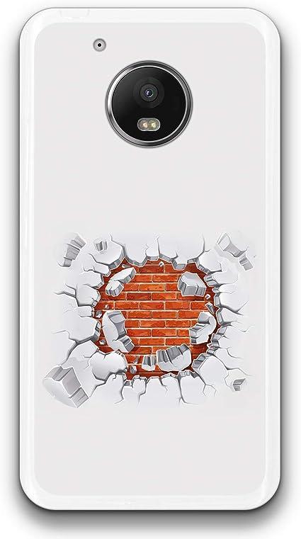 FidelStick Funda Carcasa Gel para Lenovo Motorola Moto G5 ...