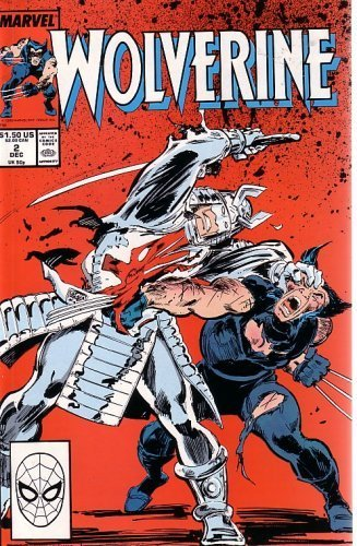 Wolverine, #2 (Comic Book): POSSESSION IS THE LAW