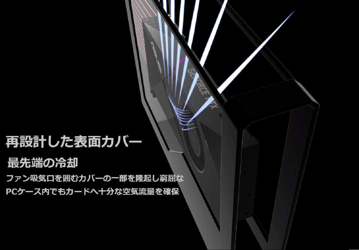 ASUS GeForce RTX 2070 8G EVO Turbo Edition GDDR6 HDMI DP 1.4 Graphics Card (TURBO-RTX2070-8G-EVO) by ASUS (Image #5)