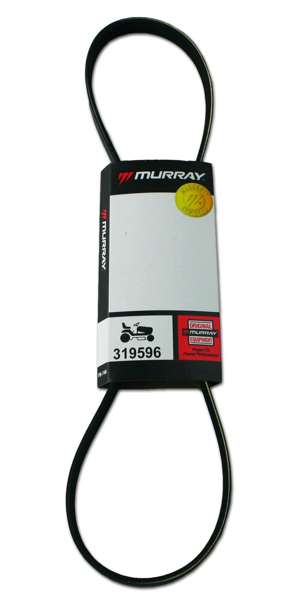 Murray 319596MA Auger Drive Belt