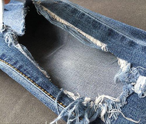 Jeans Icegrey Jeans Donna Blau Jeans Icegrey Icegrey Donna Donna Blau wnOqYdZXq