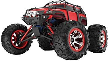 Buy Traxxas Mini Summit Vxl Red Online At Low Prices In India Amazon In