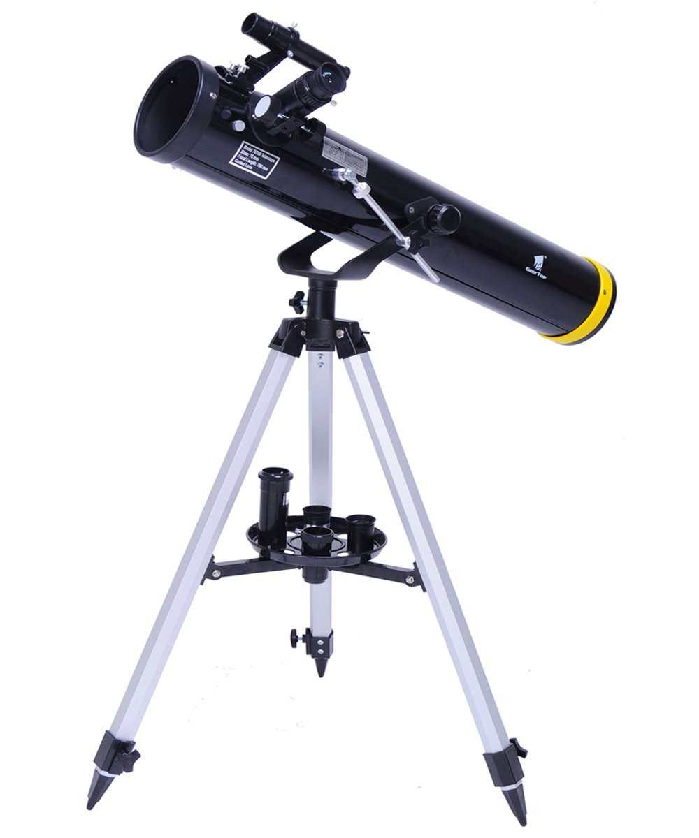 Geertop 70076 EQ Astronomy Portable Reflector Telescope For Beginners - Camera Friendly by Geertop