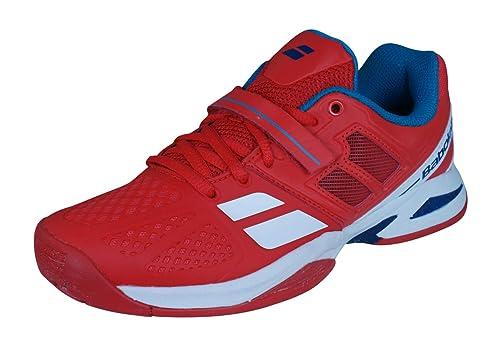 Babolat Propulse BPM Jr Rojo - - Zapatos Tenis, Rojo (Rojo ...