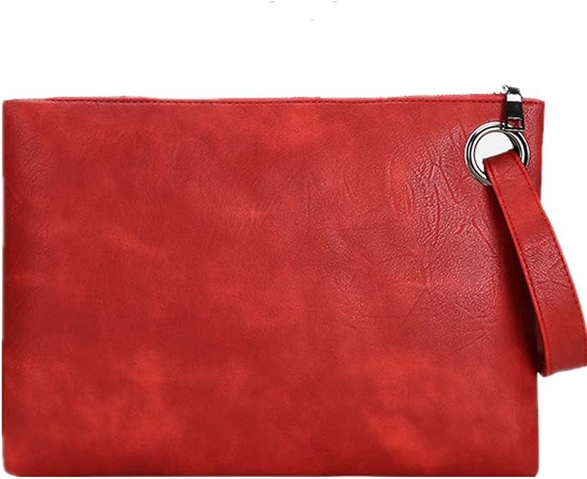 1940s Handbags and Purses History Evening Bags Purse Envelop Clutch Chain Shoulder Womens Wristlet Handbag Foldover Pouch  AT vintagedancer.com