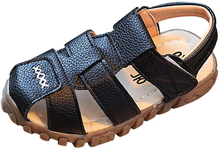 Boys Sandals Outdoor Closed Toe Kids