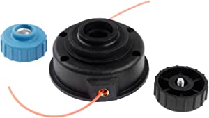 1 Pc String Trimmer Bump Head Compatible with Homelite ST155/ ST165/ ST175/ ST285 Replaces DA03174A UP04650A 000998265 DA04591A